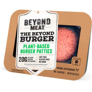 The Beyond Meat Burger (2 x 113g)