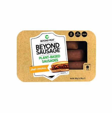 Beyond Meat Sausage - Estilo Original (3uds Retail)