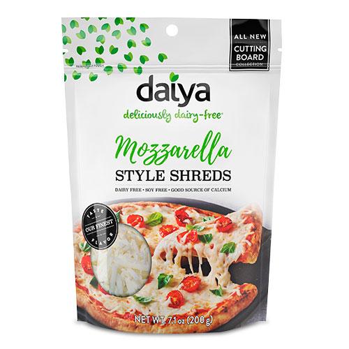 Distribuidores de comida vegana y Vegetariana Tiras Mozzarella Veganas
