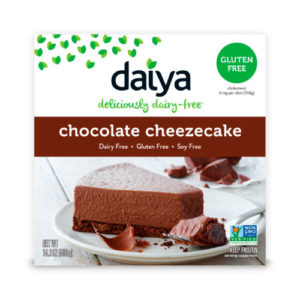 Vegan Distributors. Chocolate Cheezecake