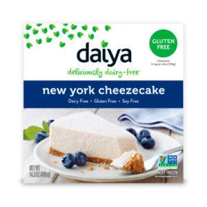 Distribuidores de comida vegana y Vegetariana New York Cheezecake Vegano