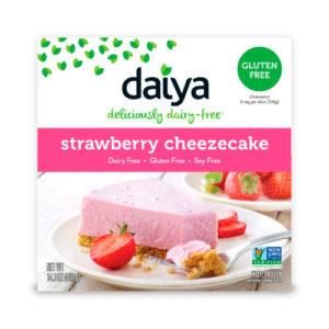 Distribuidores de comida vegana y Vegetariana Strawberry Cheezecake Vegana