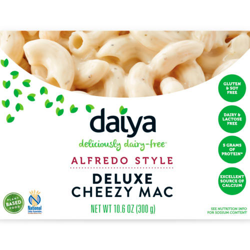 Vegan Distributors. Alfredo Style Cheezy Mac