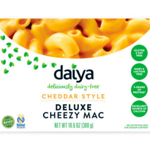 Vegan Distributors. Cheddar Style Cheezy Mac