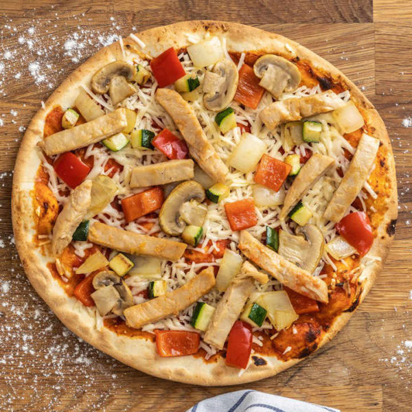 Heurea Pizza Vegana