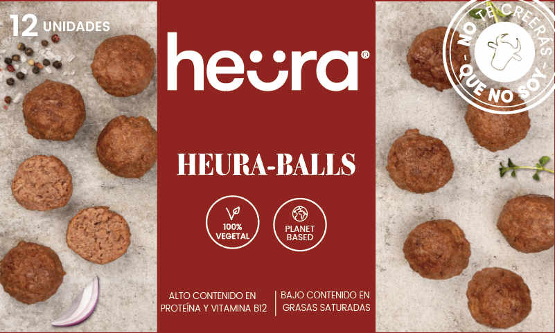 Heura Meatballs (Retail 12units)
