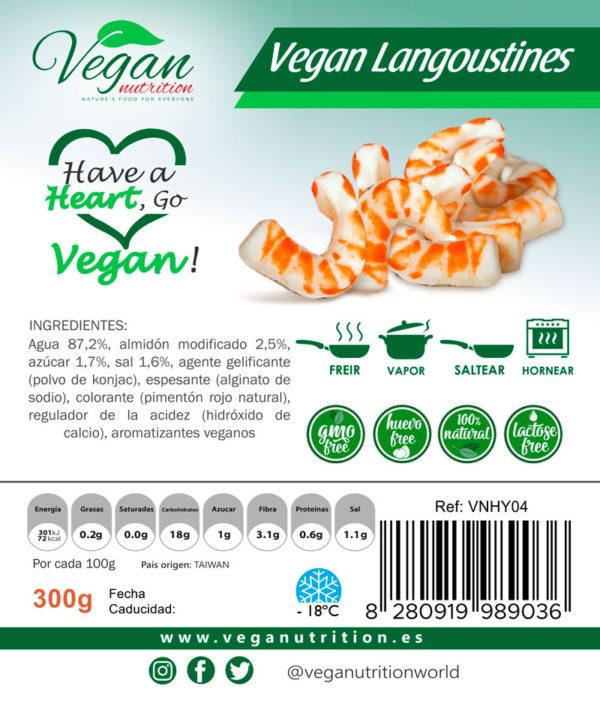 Delicias Veganas Estilo Langostinos Vegan Nutrition
