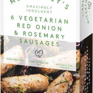 Linda McCartney Salchicha vegana y vegetariana