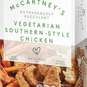 Comida Vegana y Vegetariana como alternativa a la carne Tenders de Pollo veganas estilo Southern Style