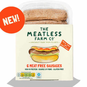 Meat Free Sausages The Meatless Farm