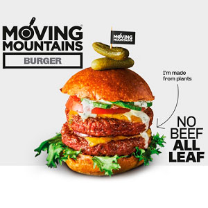 Moving Mountains Burger 113g