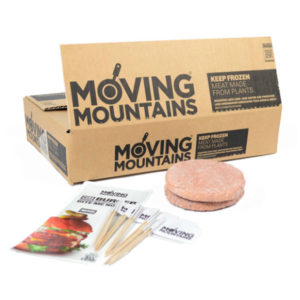 Moving Mountains Hamburguesa Vegana
