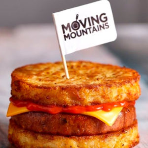 VNMM10 Hamburguesa Moving Mountains No Pork 113g (HORECA) (20uds