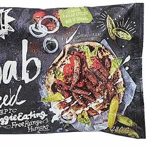 Kebab Especiado Vegano Oumph