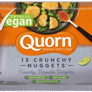Nuggets Veganos Quorn