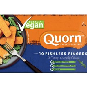 Fishless Vegan Fingers