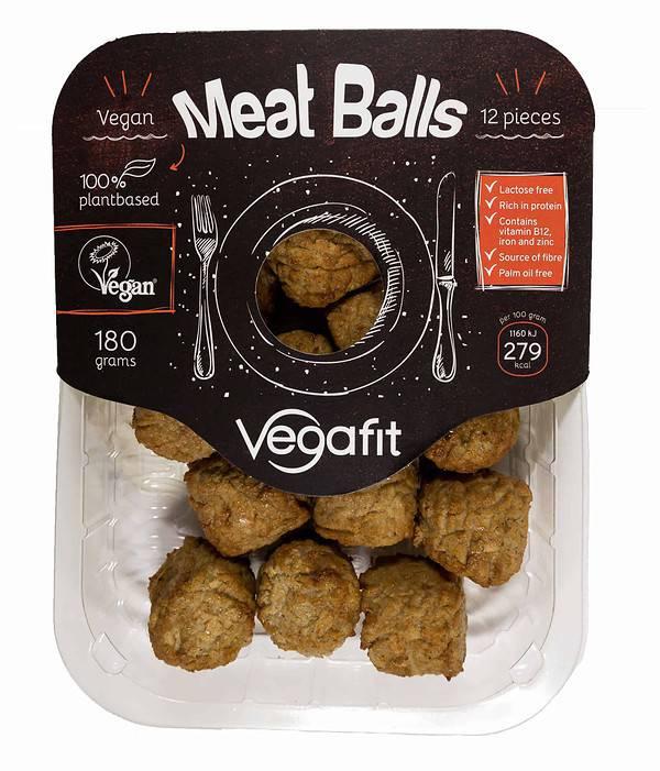 albóndigas Veganas Vegafit